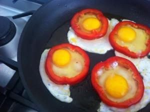 Egg Holes