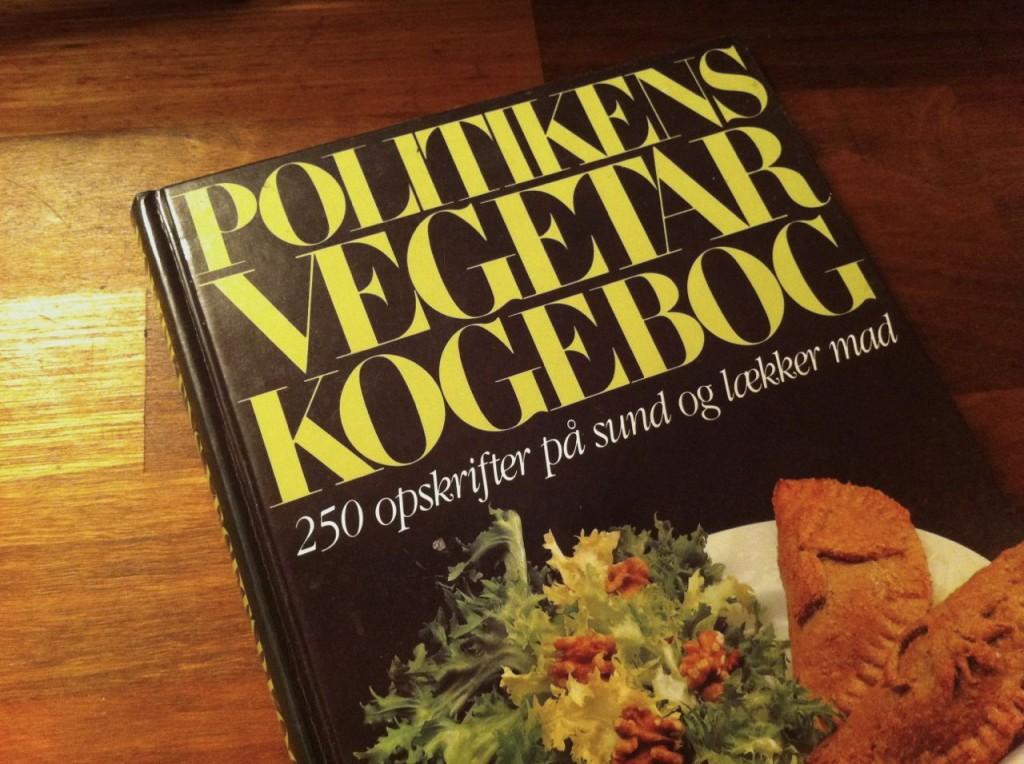 Politikens Vegetarkogebog fra 1997